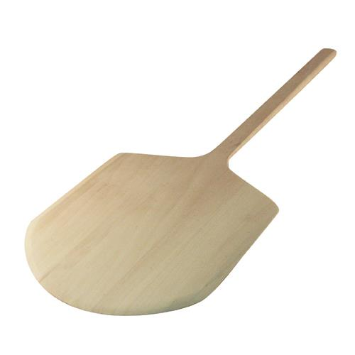 american metalcraft 4220 20 in x 21 in wood pizza peel