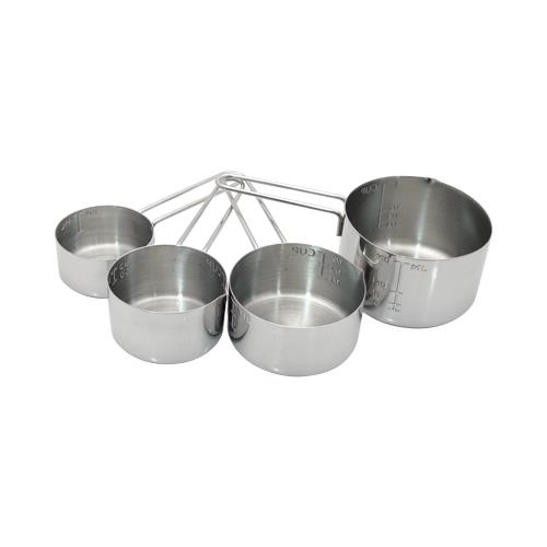 Stainless Steel Measuring Cups at Discount Sku 47119 85616
