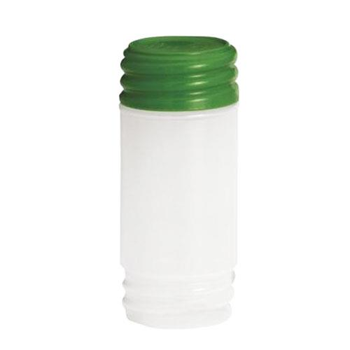 Tablecraft N32SMGN 32 oz PourMaster Green Container with StorMaster Cap for Restaurant Chef