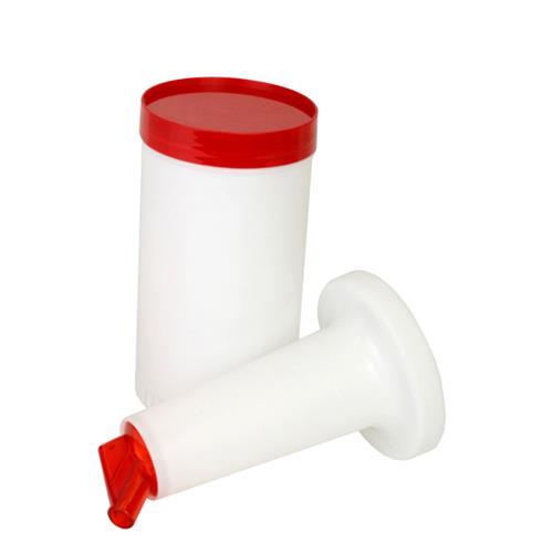 Storer And Pour 1 qt Red Unit at Discount Sku PLSNP01R 86524