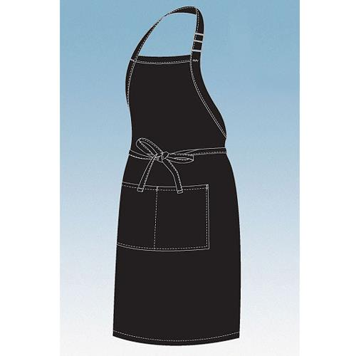 CFWF8BLU  Chef Works  F8BLU  Blue Butcher Apron Product Image