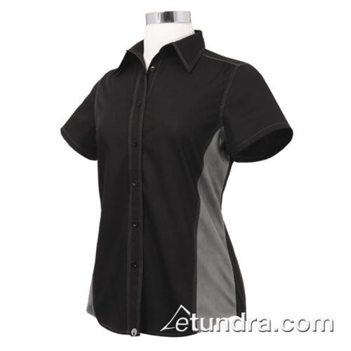 Women's Cool Vent Black/Gray Shirt (XS) at Discount Sku CSWC-BLM-XS CFWCSWCBLMXS