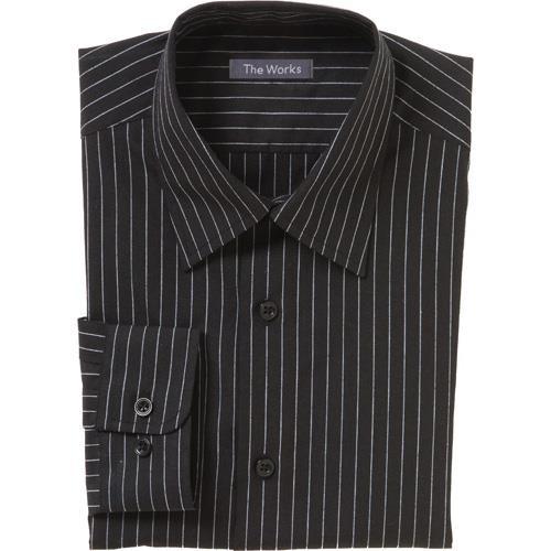 Womens Onyx Dress Shirt (M)