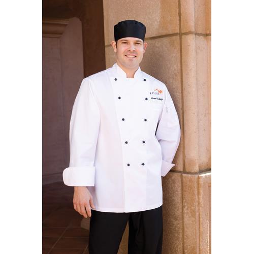 Chaumont Chef Coat (4XL) at Discount Sku BSPC-4XL CFWBSPC4XL