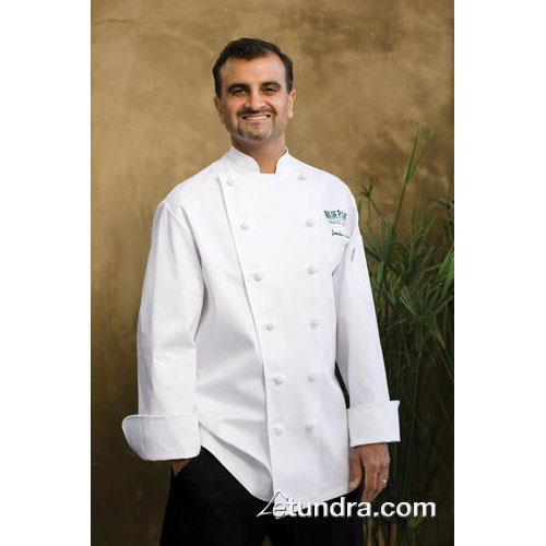 Montreux Executive Chef Coat (3XL) at Discount Sku CKCC-3XL-58 CFWCKCC3XL58