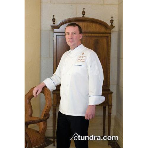 Ritz Chef Coat (L) at Discount Sku ECRI-L-46 CFWECRIL46