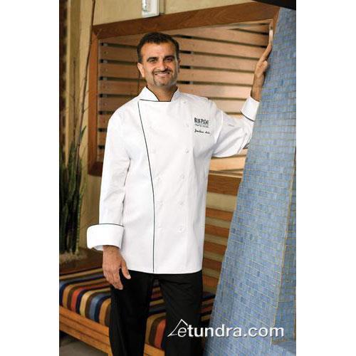 Reims Executive Chef Coat (3XL) at Discount Sku RECC-3XL-56 CFWRECC3XL56