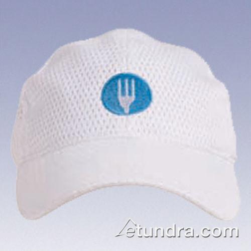 Cool Vent White Baseball Cap at Discount Sku PRCV-WHT CFWPRCVWHT