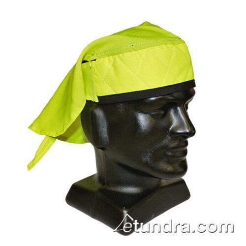 Yellow Cool Medics Cooling Tie Hat at Discount Sku 393-M1850-YEL PIN393M1850YEL