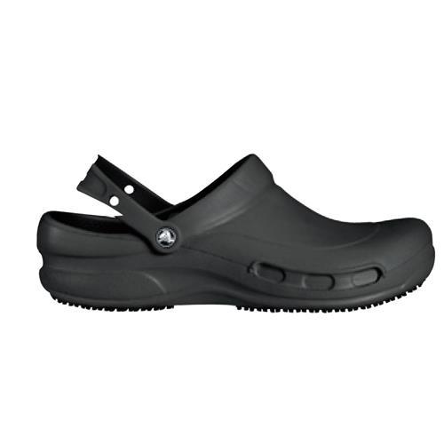 Crocs bistro men 39 s work shoe 12 etundra for Cuisine 0 crocs