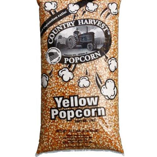 Bulk Bag Yellow Popcorn