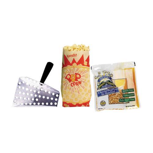 8 oz Popcorn Starter Pack