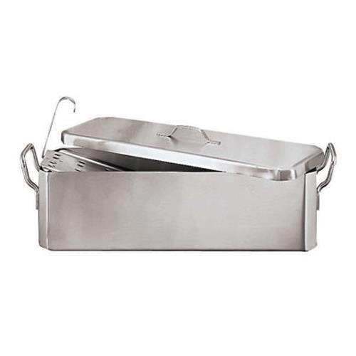 7 1/2 in x 24 in Stainless Steel Fish Poacher at Discount Sku 41964-60 WOR4196460