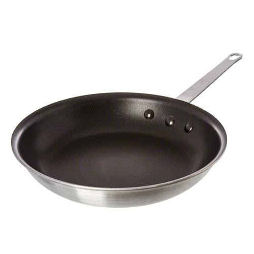 Update AFQ-10 10 in Aluminum Fry Pan for Restaurant Chef