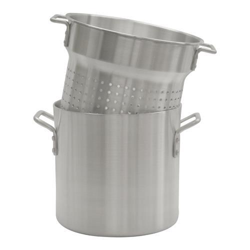 20 qt Aluminum Pasta Cooker