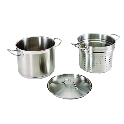 20 qt Induction Ready Supersteel® Pasta Cooker