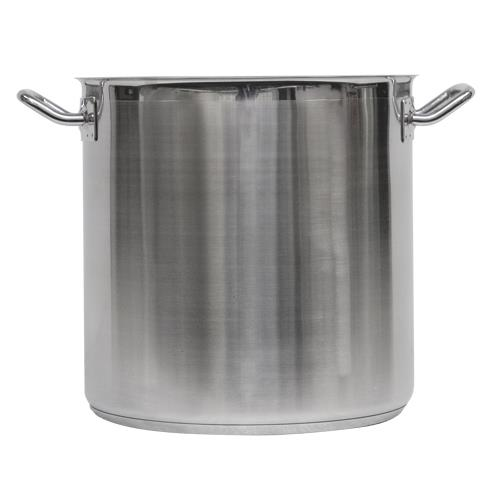 53 qt Stainless Steel Stock Pot at Discount Sku 3513 LIN3513