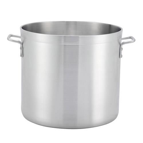 Winware 100 qt Aluminum Stock Pot