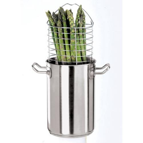 Stainless Steel Asparagus Steamer Set at Discount Sku 12037-16 WOR1203716