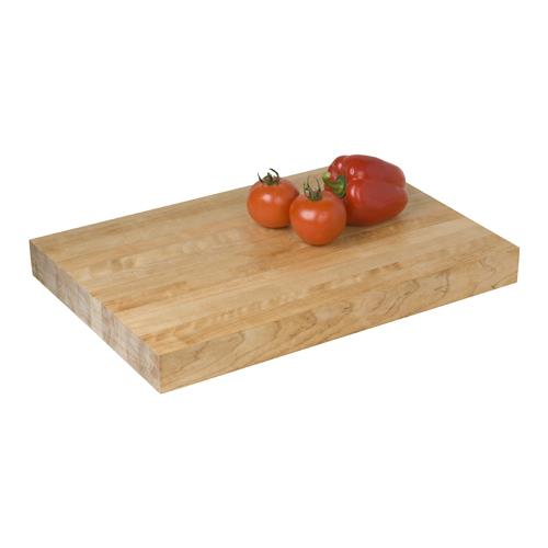 20 in x 15 in x 1 3/4 in Butcher Block at Discount Sku 8935 FCP8935