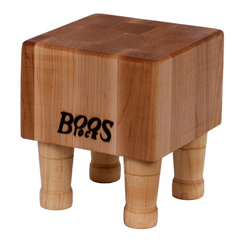 6 in x 6 in x 4 in Cheese Block w/ Legs at Discount Sku MCB1 JHBMCB1