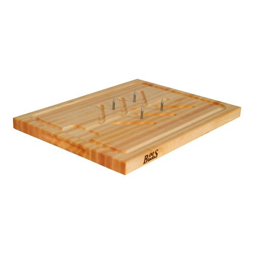 20 in x 15 in x 1 1/4 in BBQ Board at Discount Sku SLIC JHBSLIC