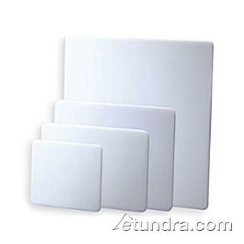 "Kolor-Cut 12"" x 18"" x 1"" White Cutting Board at Discount Sku CB12181WH SANCB12181WH"