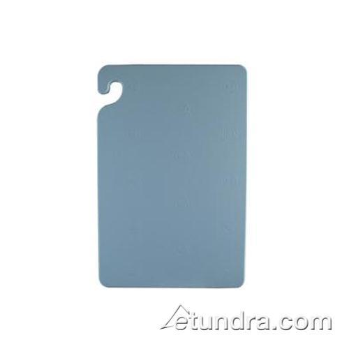 "Cut-N-Carry 18"" x 24"" x 1/2"" Blue Cutting Board at Discount Sku CB182412BL SANCB182412BL"