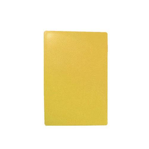 Yellow Kitchen Equipment: 18 In X 24 In Yellow Cutting Board