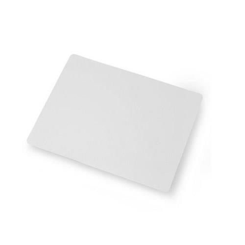 Tablecraft FCB1520W 15 in x 20 in White Flexible Cutting Mats for Restaurant Chef