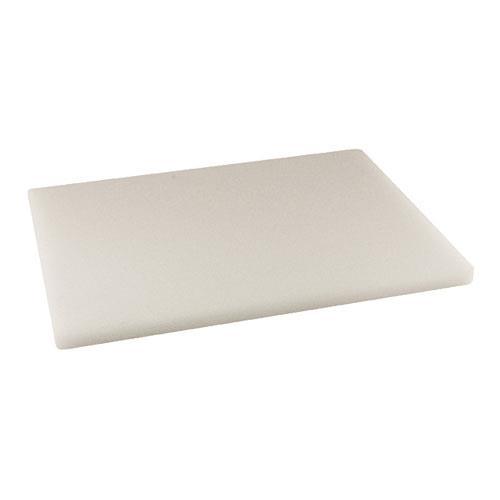 15 in x 20 in x 3/4 in White Cutting Board at Discount Sku CBH-1520 86111