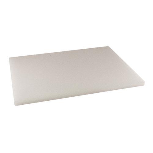 18 in x 24 in x 3/4 in White Cutting Board at Discount Sku CBH-1824 86112