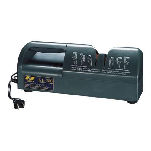 Electric 2 Stage Knife Sharpener at Discount Sku KE280 AFIKE280