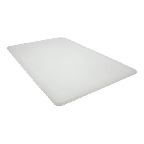 Cambro 10PPCWSC Camwear Full Size Food Pan Cover for Restaurant Chef
