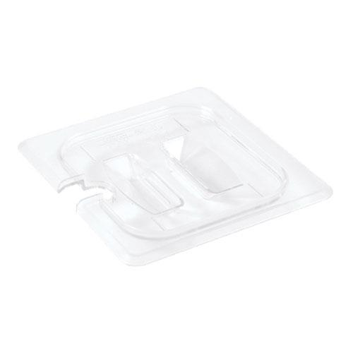 Cambro 60CWCHN Camwear Sixth Size Notched Cover for Restaurant Chef