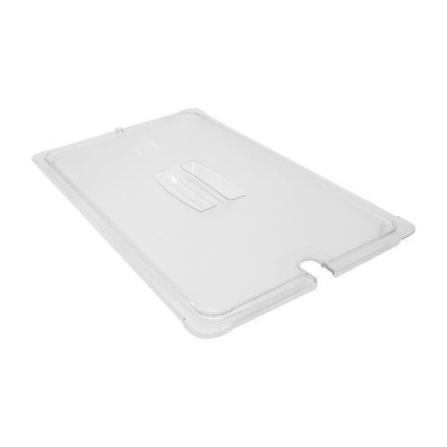 Carlisle 10211U Top Notch Full Size Notched Cover for Restaurant Chef