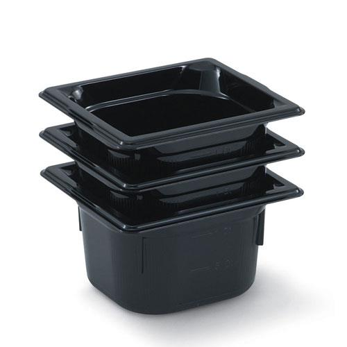 Vollrath 9064420 4 in 1/6 Size Food Pan for Restaurant Chef