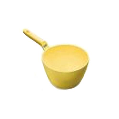 Yellow Kitchen Equipment: Commercial - 64 Oz Yellow Bowl Scoop