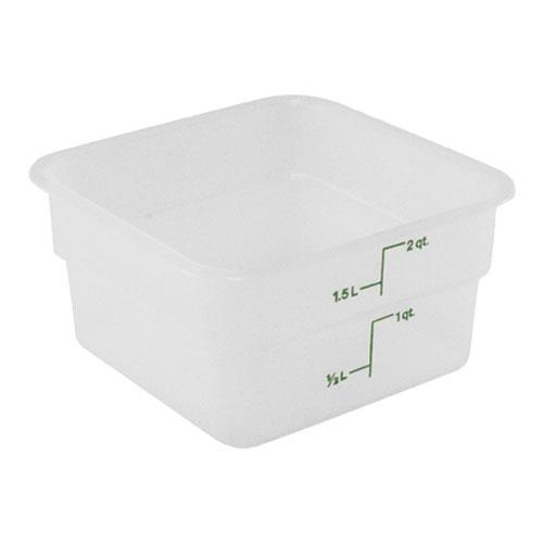 CamSquare 2 qt Food Storage Container at Discount Sku 2SFSPP 78800