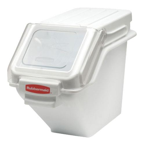 rubbermaid organizers kitchen rubbermaid 9g57 prosave 100 cup ingredient bin etundra 2036