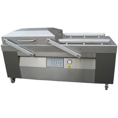 Vacmaster vp734 four 34 in bar 7 5 hp vacuum sealer for Food bar packaging machine