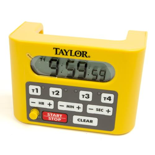 51159   Taylor Precision   5839N   Four Event Commercial Timer