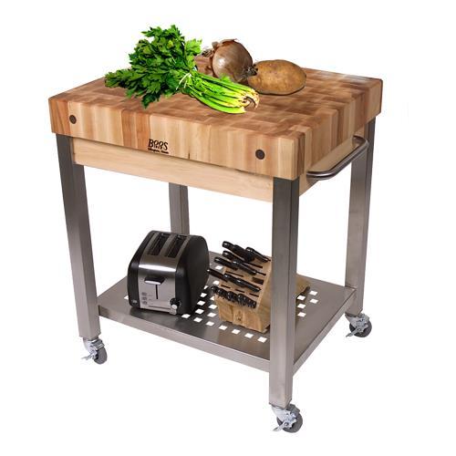Commercial Kitchen Serving Carts