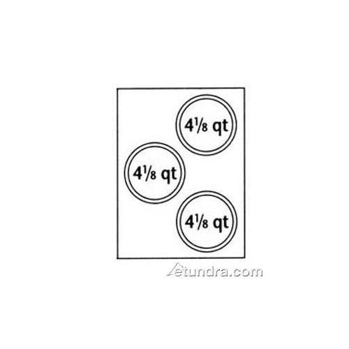 Three 4 Qt. Countertop Warmer Inset Adapter Plates at Discount Sku 67860 NEM67860