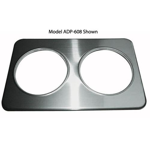 4 & 7 Qt Adapter Plate at Discount Sku ADP-608 WINADP608