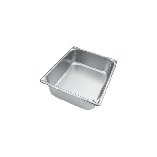 Vollrath 30242 Half Size 4 in Deep Steam Table Pan for Restaurant Chef