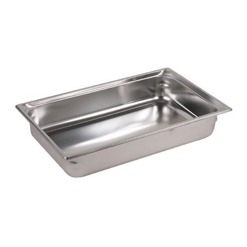 Vollrath 90042 Full Size 4 in Deep Steam Table Pan for Restaurant Chef