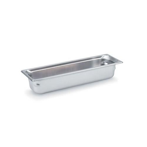Vollrath 90542 Half Size 4 in Deep Long Steam Table Pan for Restaurant Chef