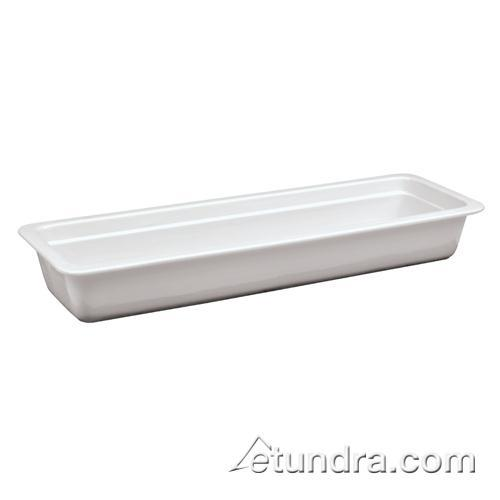 Half Size Long Porcelain Induction Hotel Pan at Discount Sku 44344-06 WOR4434406