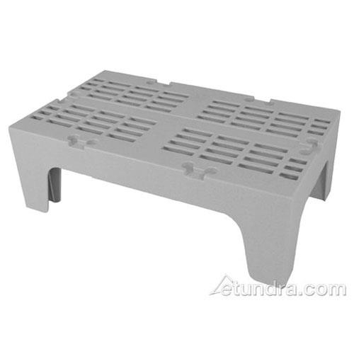 "Cambro DRS300 S-Series 30"" x 21"" Plastic Dunnage Rack for Restaurant Chef"
